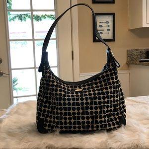 Black and White Kate Spade Bag / Purse